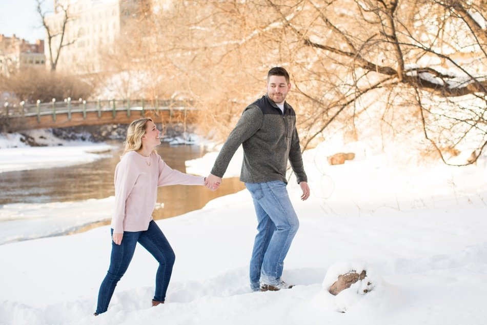 Minnesota Engagement Photography - Claire & Ethan (21)