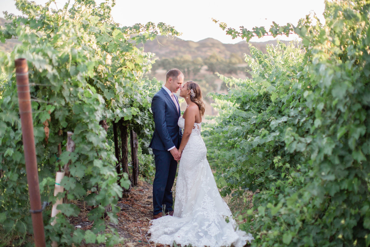 Jenna & Andrew's Oyster Ridge Wedding | Paso Robles Wedding Photographer | Katie Schoepflin Photography524