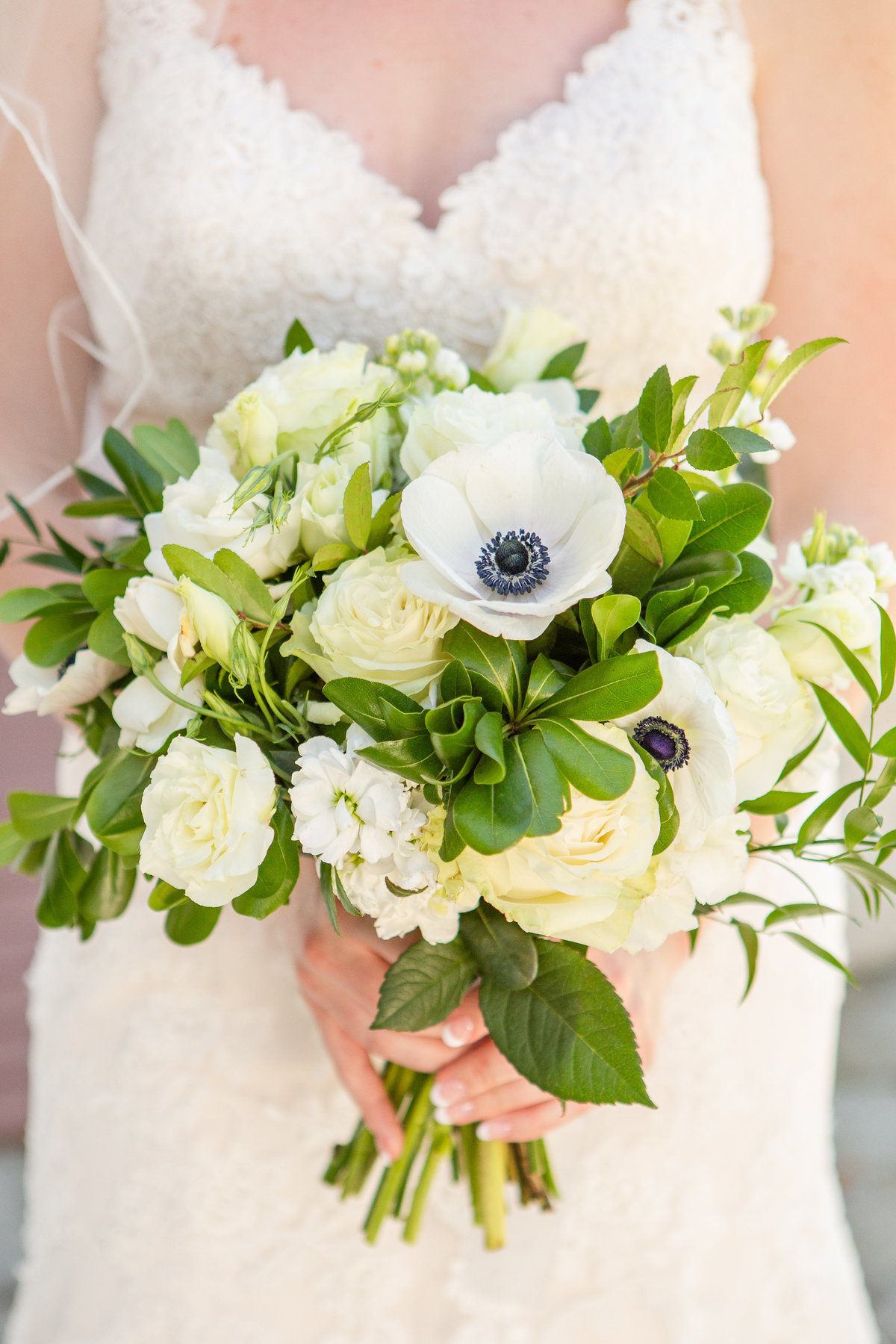 Hidden Meadows Bridal Bouquet
