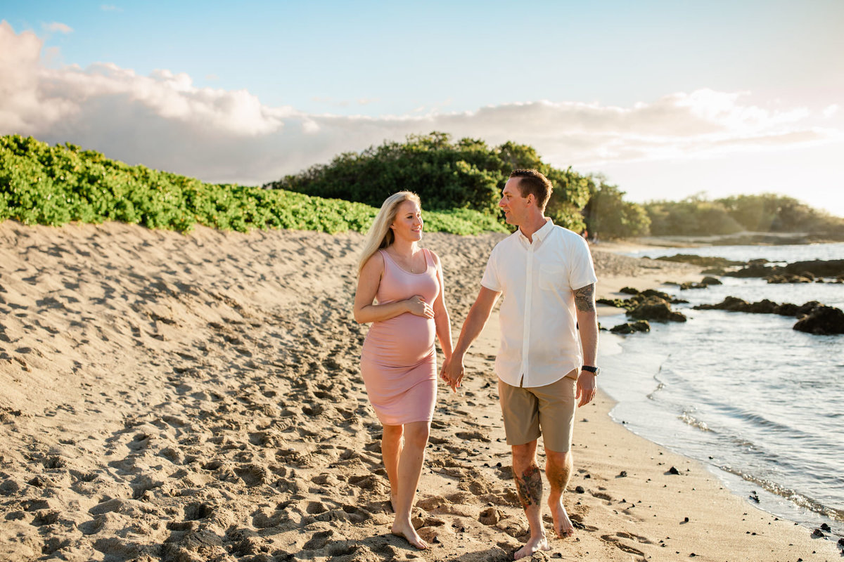 Waikoloa Big Island Maternity Photographer (19)