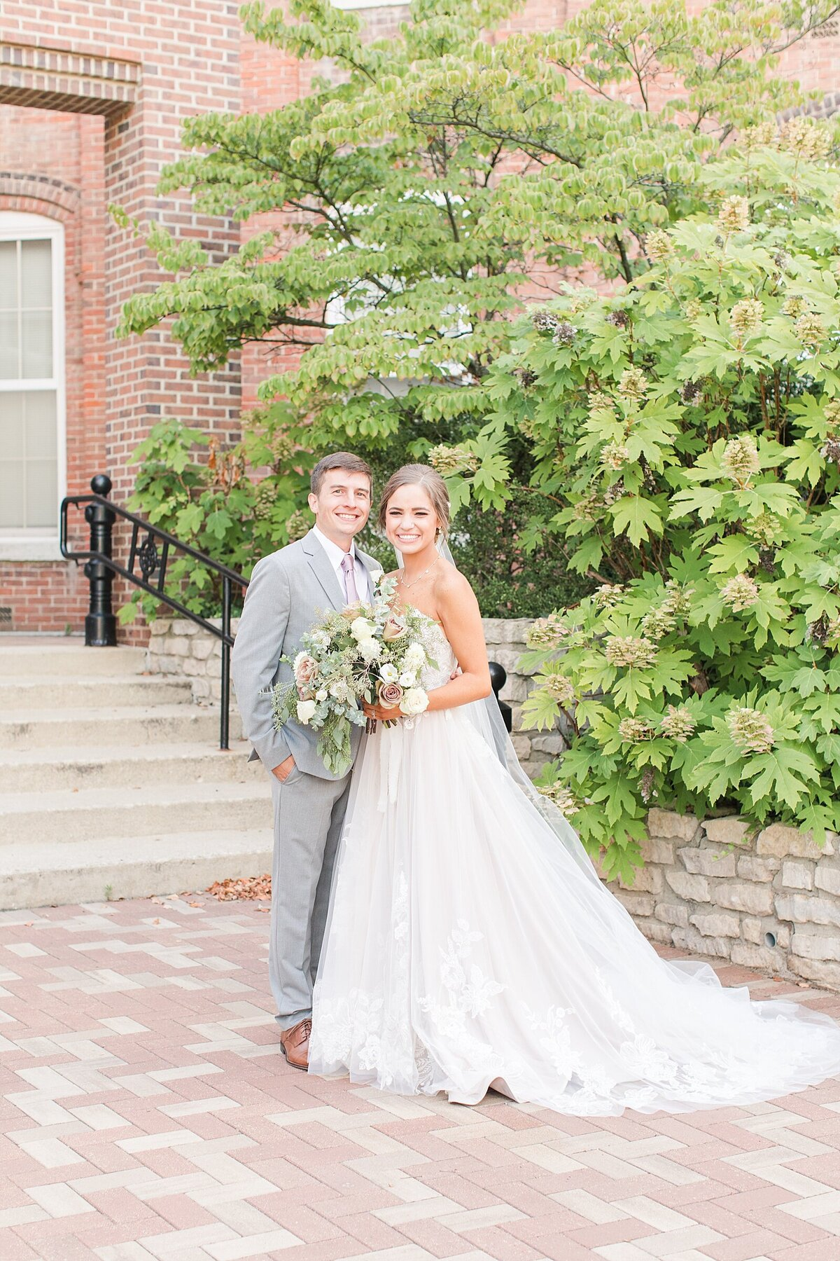 Kara Webster Photography | Meredith & Tyler | University Of Dayton Marriott Wedding Photographer_0055