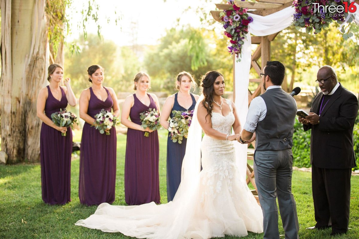 Galway Downs southern california bride