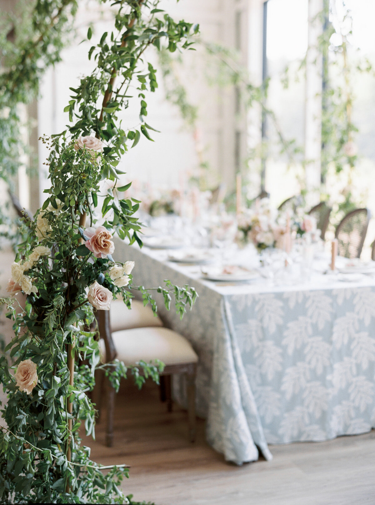 The Greenery Intimate Wedding with Always Yours Events 47