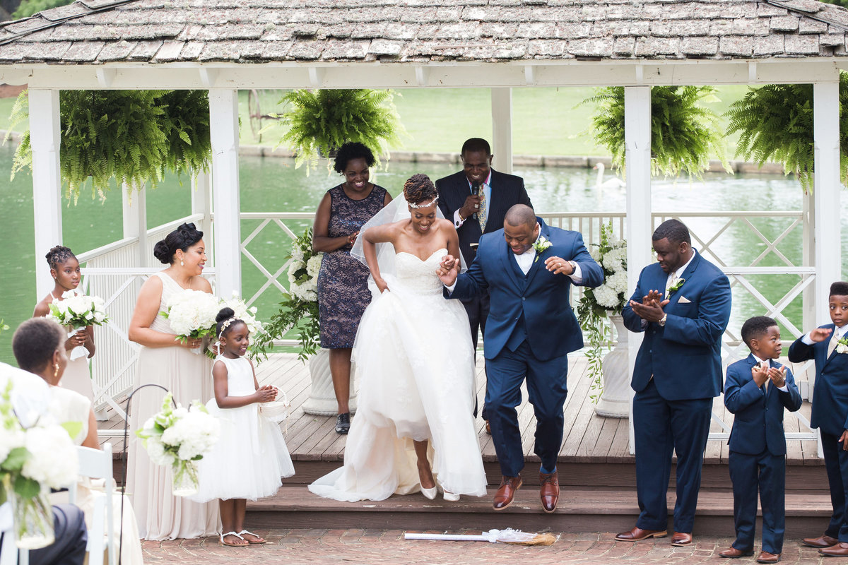 Rose Hill plantation wedding photos