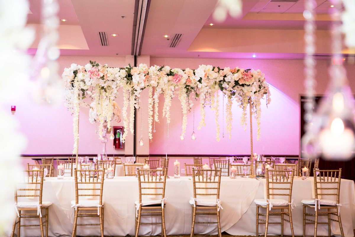 Shireen and Shabaz - Reception Decor -29