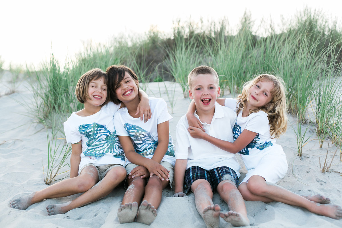 Magdalena Studios - Beach Family Photographer in Ocean City New Jersey NJ11
