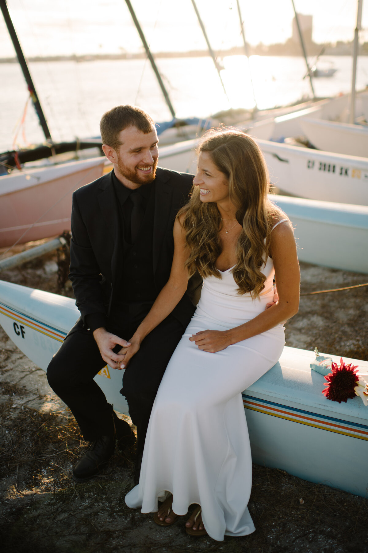 Eloped during Covid  San Diego Wedding Photographer