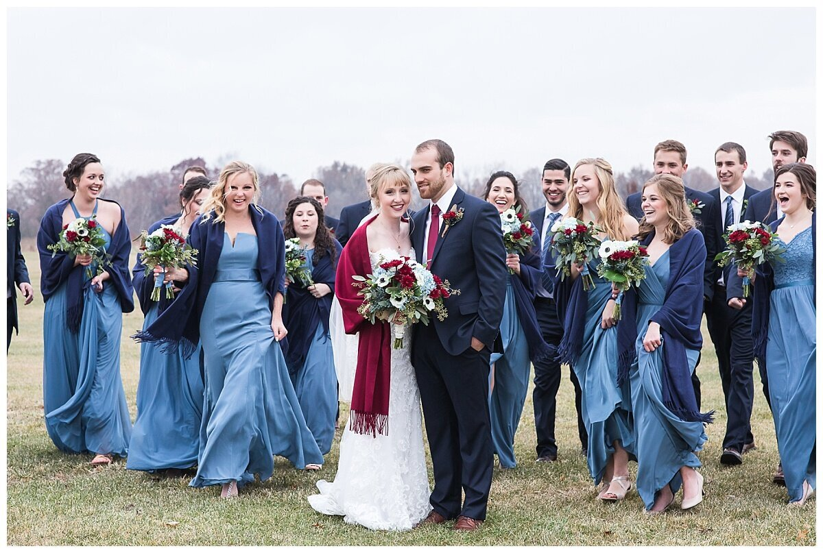 Magical Winter Wedding photo by Simply Seeking Photography_1191