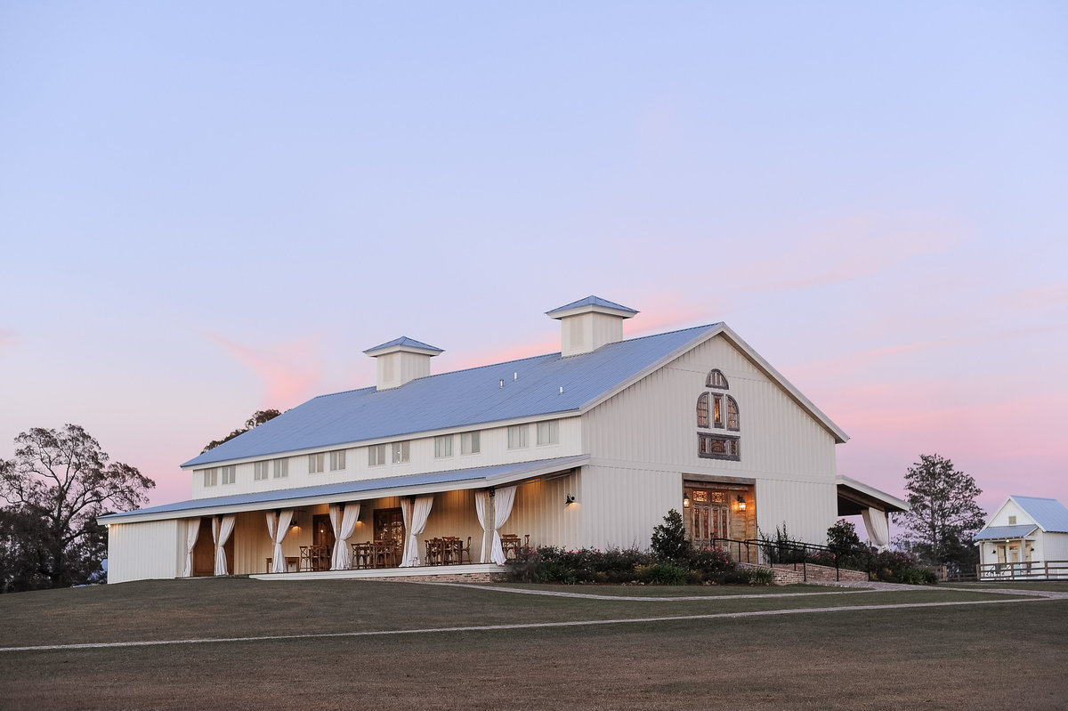 The White Magnolia Louisiana wedding venue
