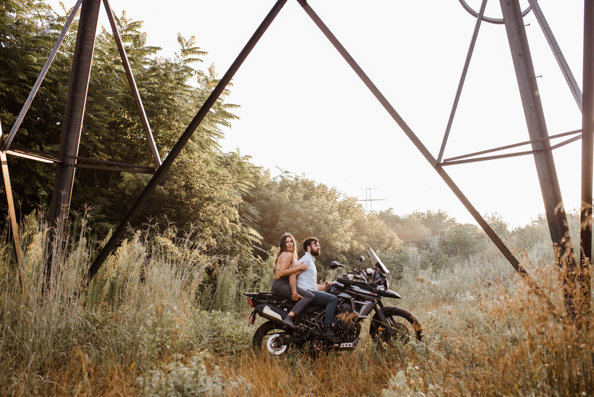 toronto-outdoor-fun-bohemian-motorcycle-engagement-couples-shoot-photography-28