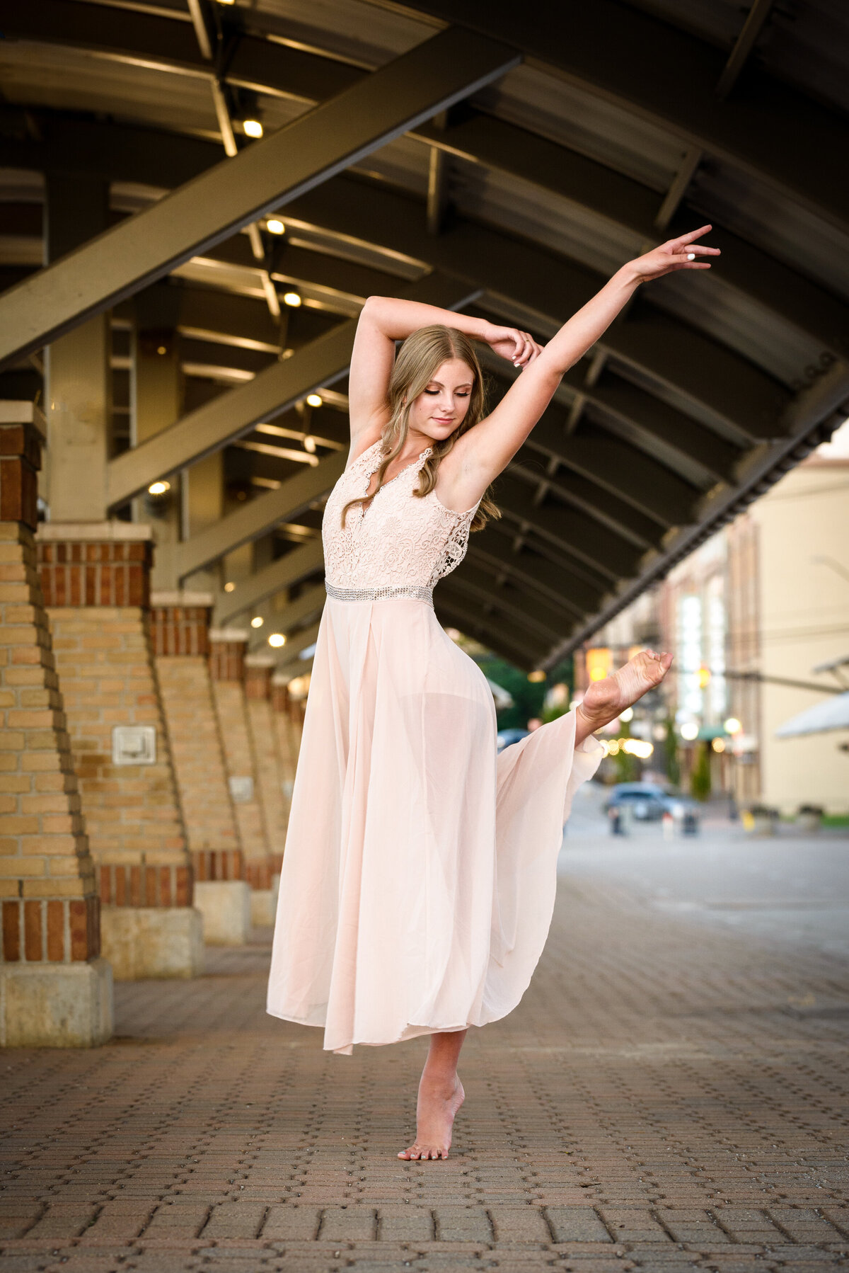 Ballet Senior Pictures in Holland MI Images by Jennifer-23