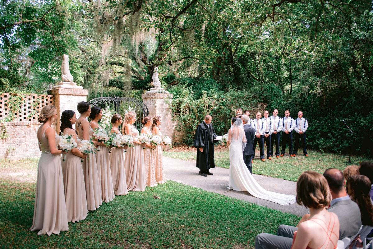 Brookgreen Gardens Wedding Pictures by Top Pawleys Island Wedding Photographer-18