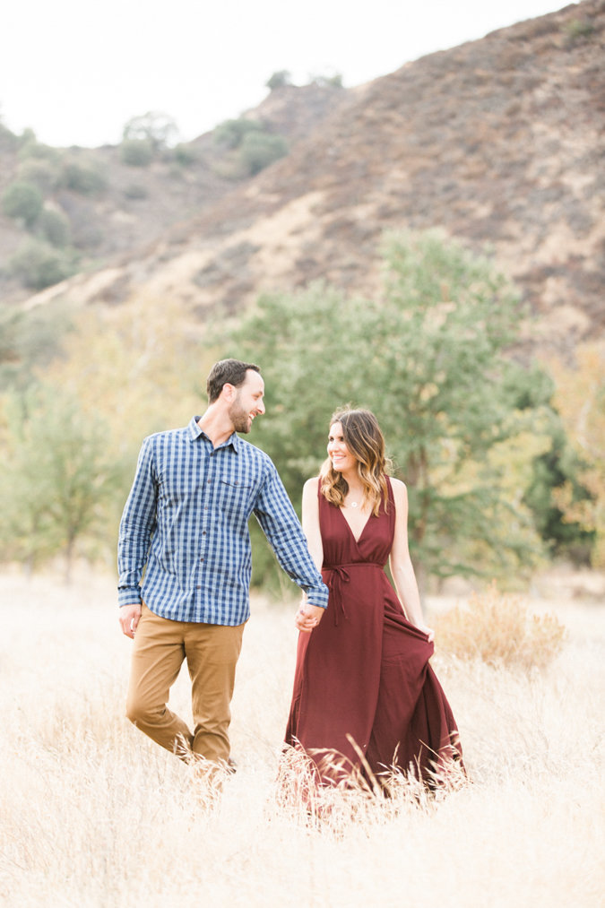 009_Katie & Eric Engagement_Malibu California_The Ponces Photography