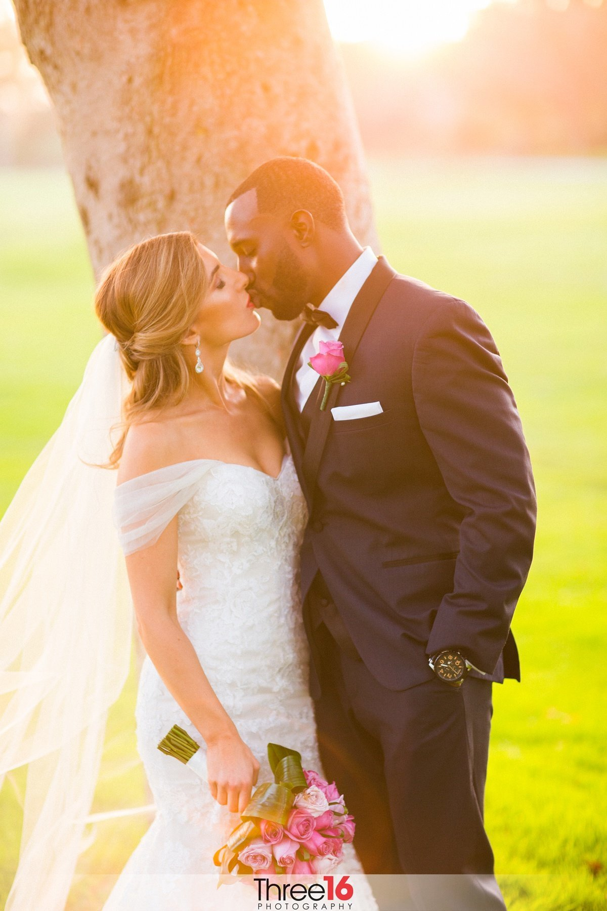Seacliff Country Club Wedding Bride and Groom
