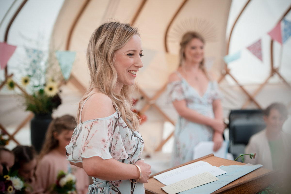 Middle Barton Wedding photography oxford marquee