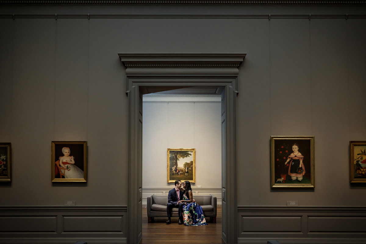 National_Portrait_Gallery_Washington_Engagement_Session_Amy_Anaiz_006