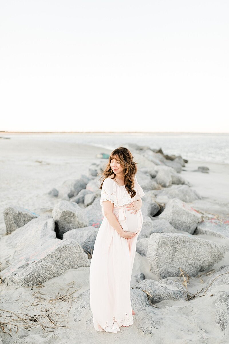 Folly-Beach-Maternity-Photography-Film_0026