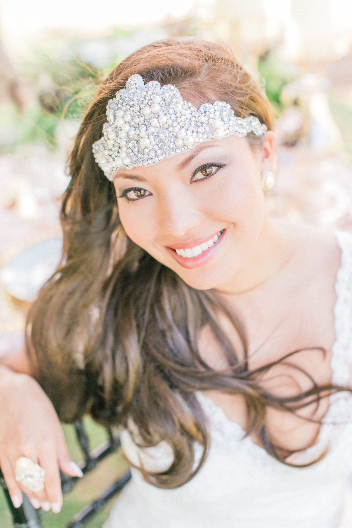 Erica Elizabeth Designs Wedding Head Ornaments
