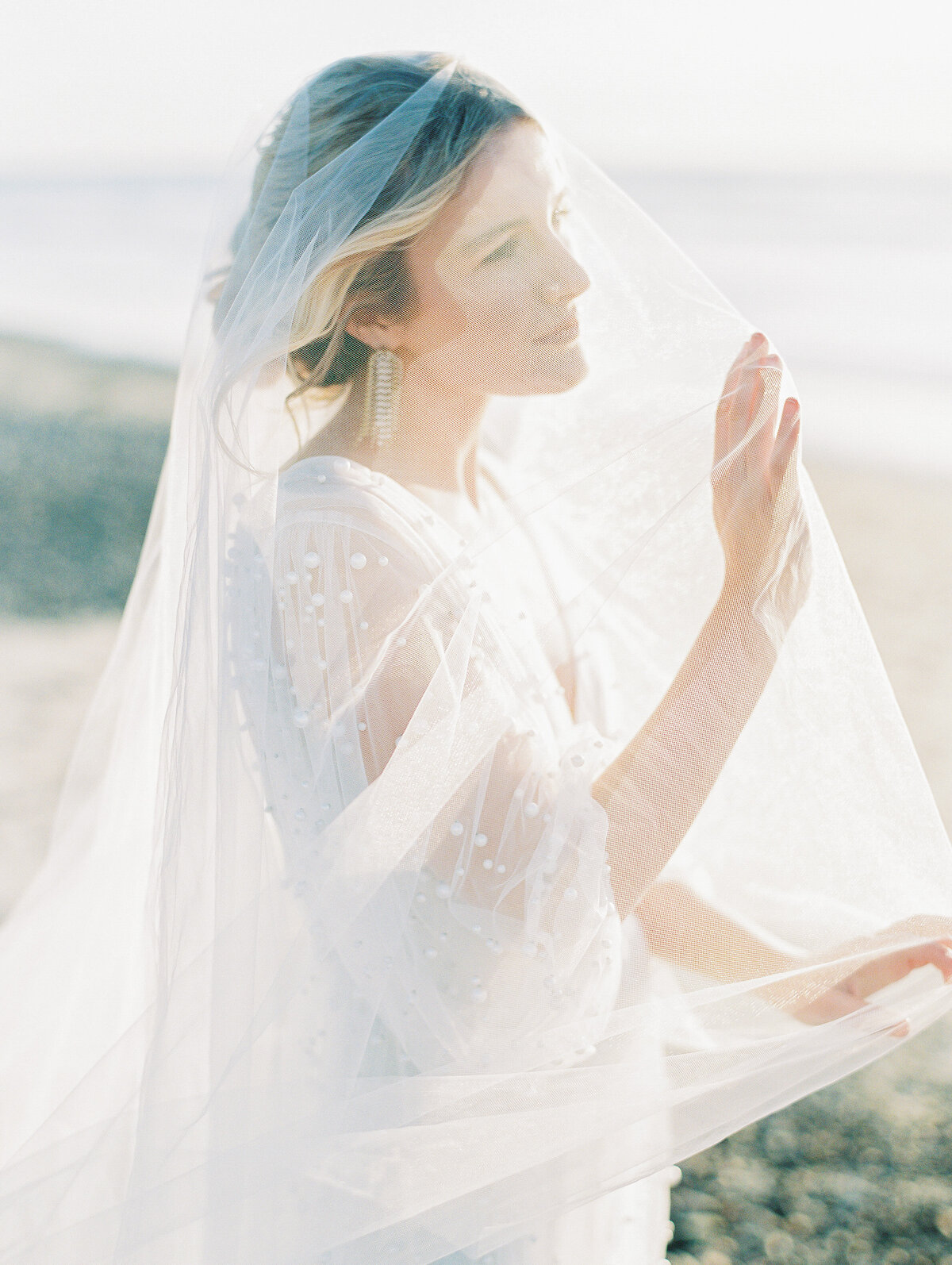 Dani Toscano - Seaside Elopement Editorial-93