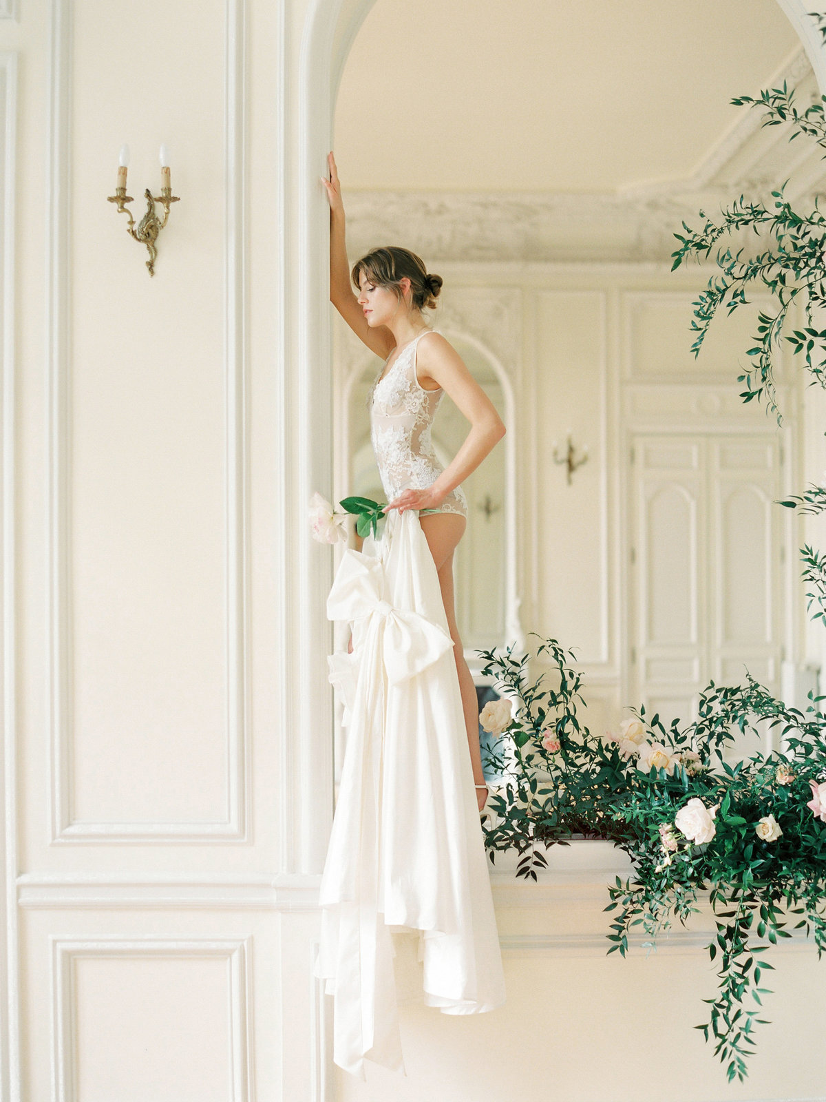 Luxurious french chateau wedding amelia soegijono0013
