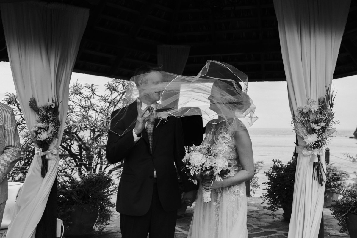 Cap Maison St Lucia Destination Wedding - 139