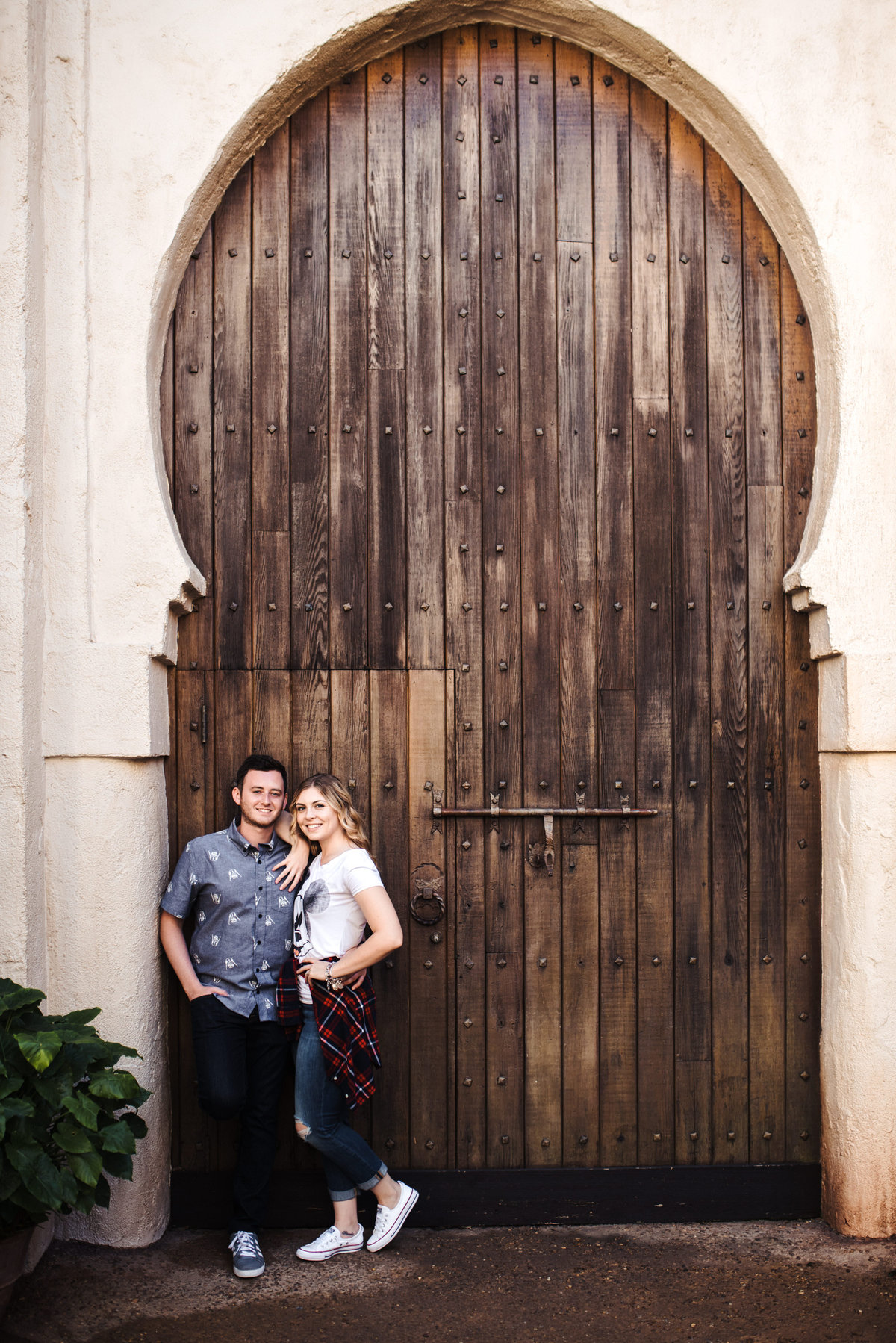 Ally & Brett's Disney Engagement Session (94 of 243)