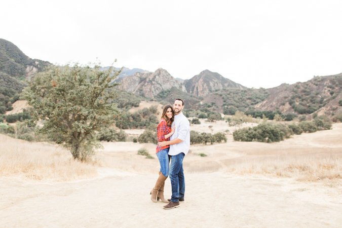 011_Katie & Eric Engagement_Malibu California_The Ponces Photography