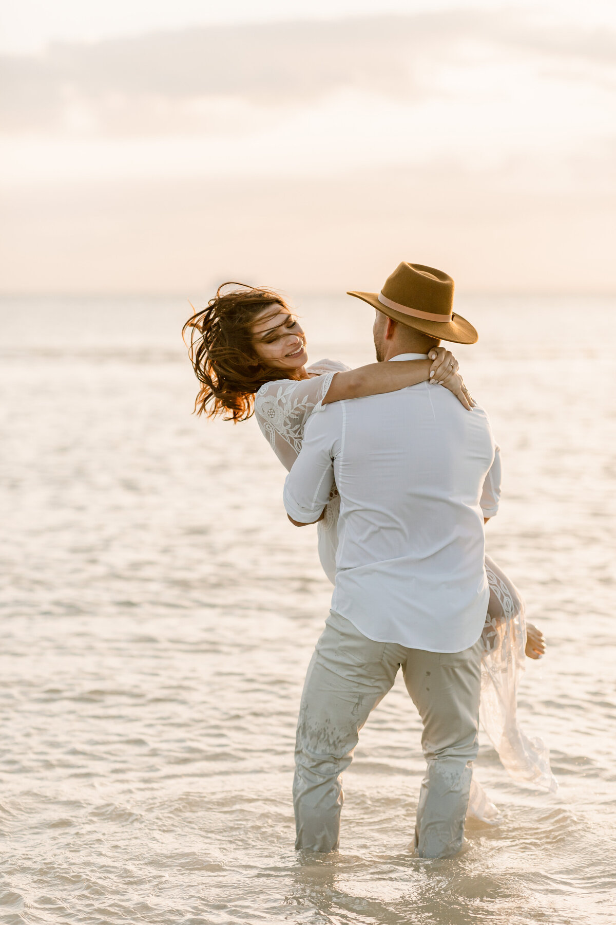 Beach Elopement in Saint Petersburg, Florida 41