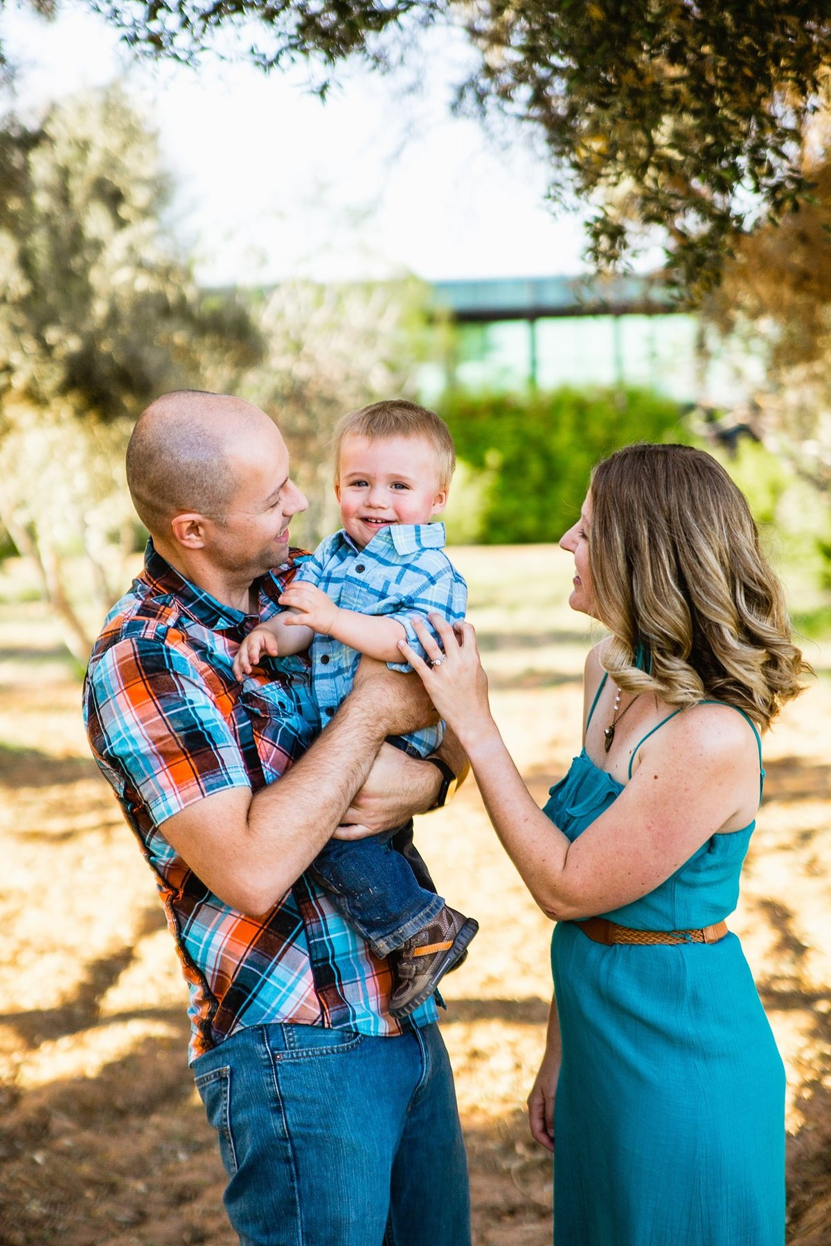 Phoenix Arizona Family Photographers Sahuaro Ranch