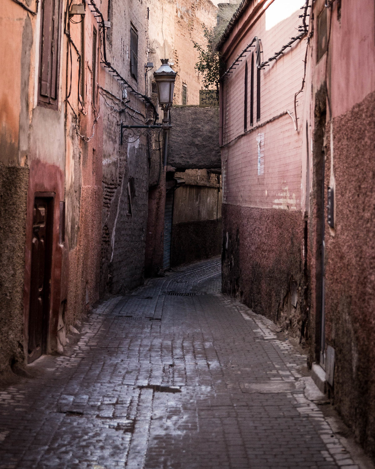 marrakech alley