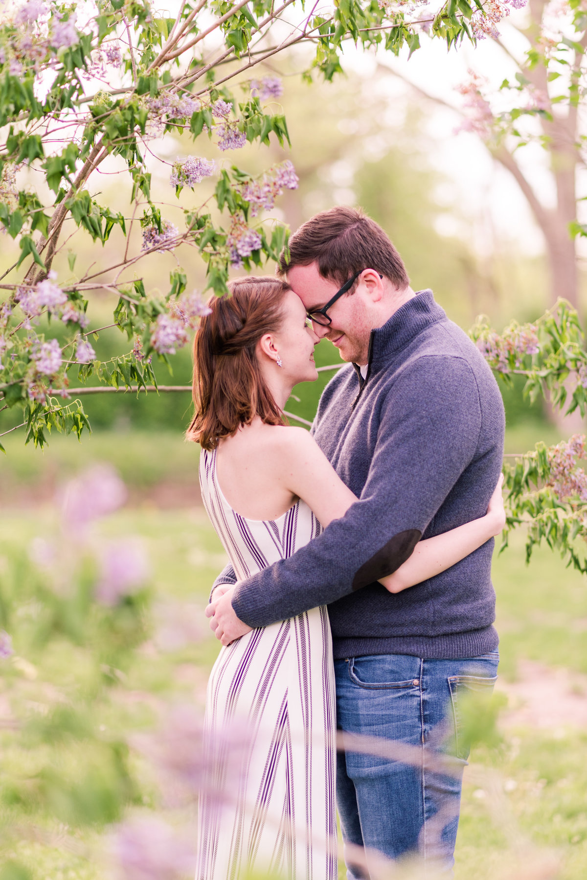 Tasha & Connor Indianapolis Couples Photographer Cait Potter Creative LLC-29