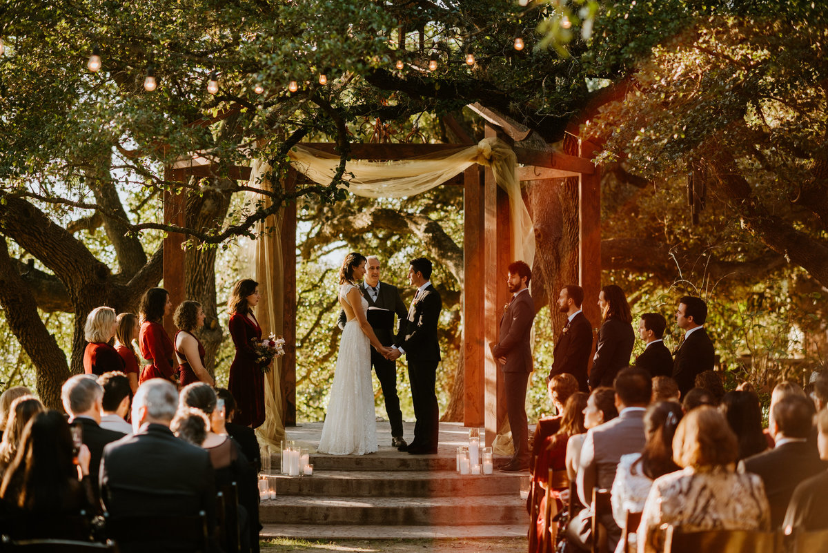wild onion ranch fall wedding