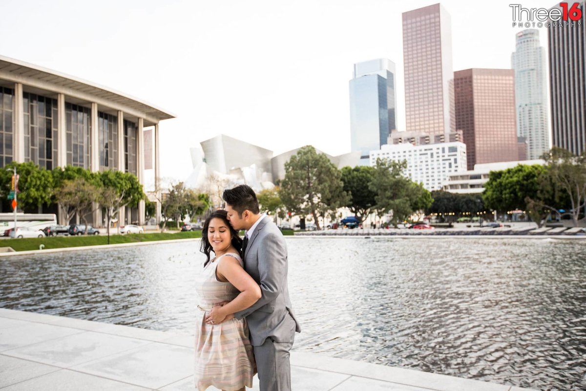 Los Angeles Department of Water and Power LA County Weddings Professional Photographer Urban