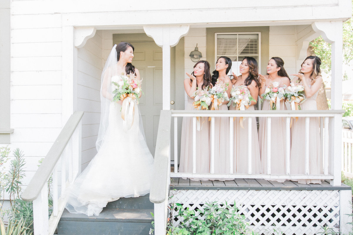 Bridesmaids Cornerstone Bridal Cottage