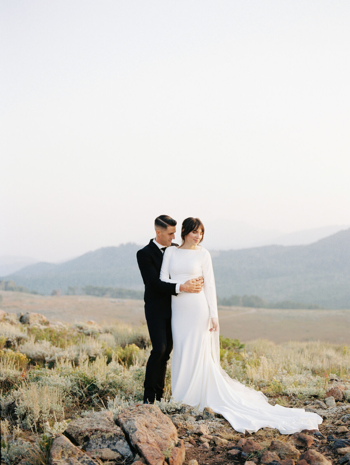 Kylie and Mitch Utah Bridal Session 64