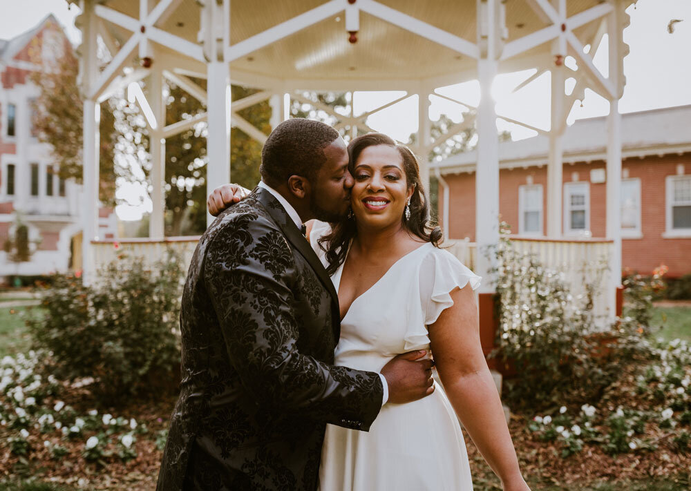 Agnes scott wedding black wedding african american couple wedding photos
