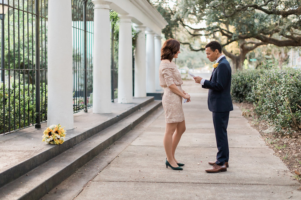 Savannah best elopement photographer