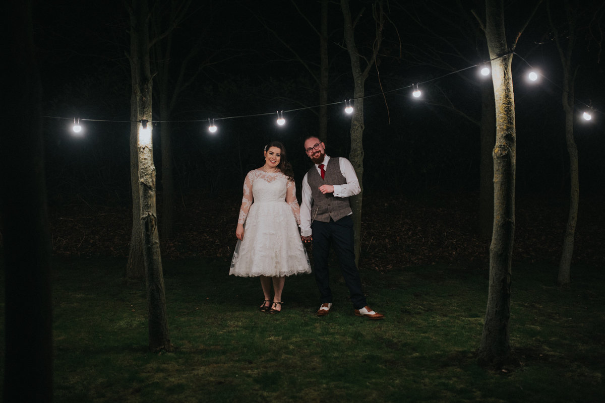Vintage wedding at Shustoke Farm Barns