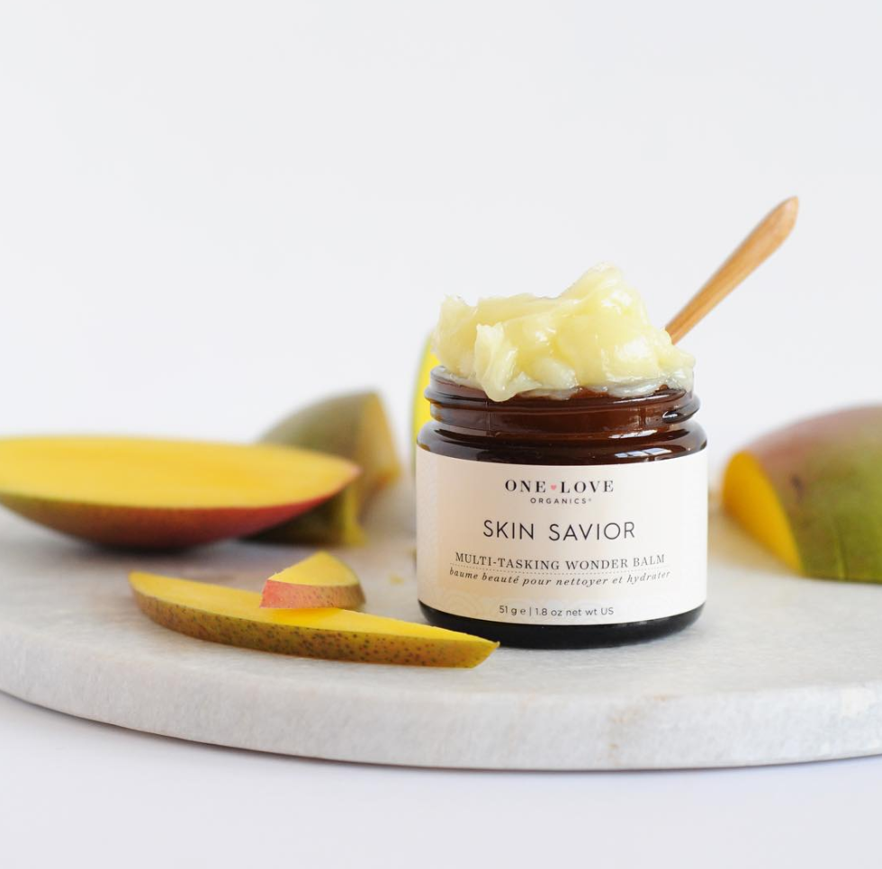"natural and organic skincare on Instagram  ""Did you know that mango seed butter is one of the pure  powerful ingredients in our Skin Savior Waterless Balm  This multi tasking balm…"""