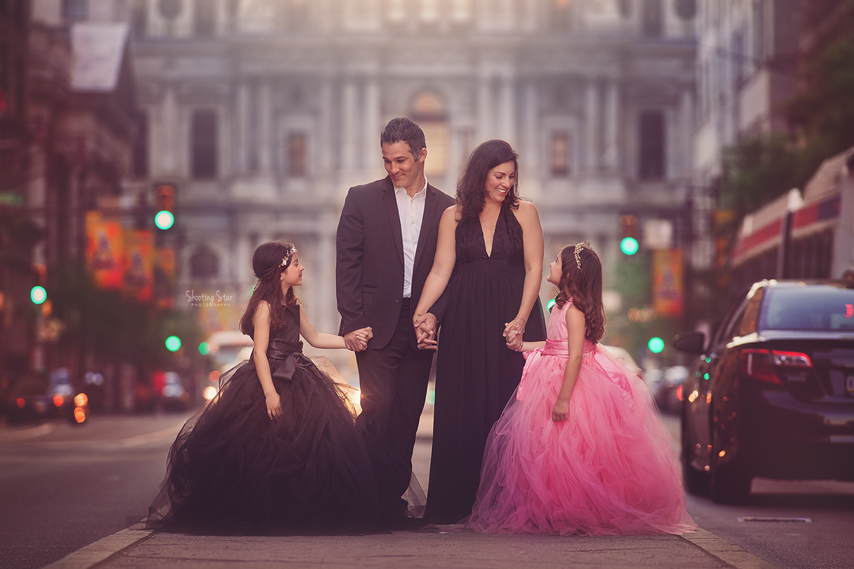 family session in philadelphia