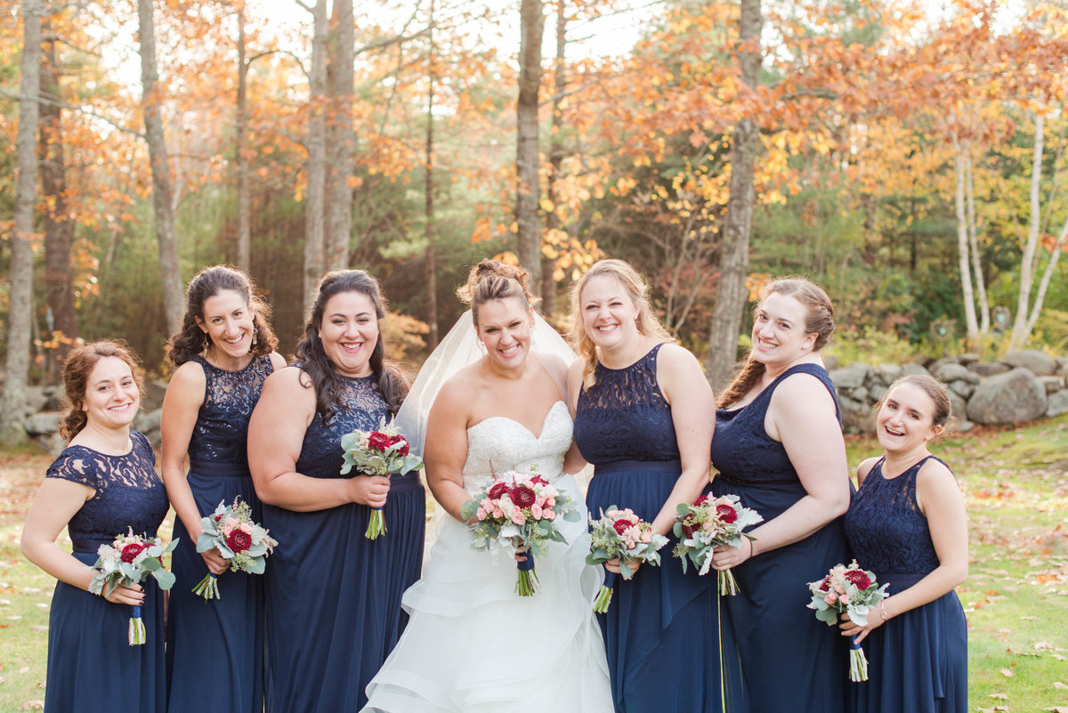 Clay Hill Farm Fall Wedding linda barry photography-28