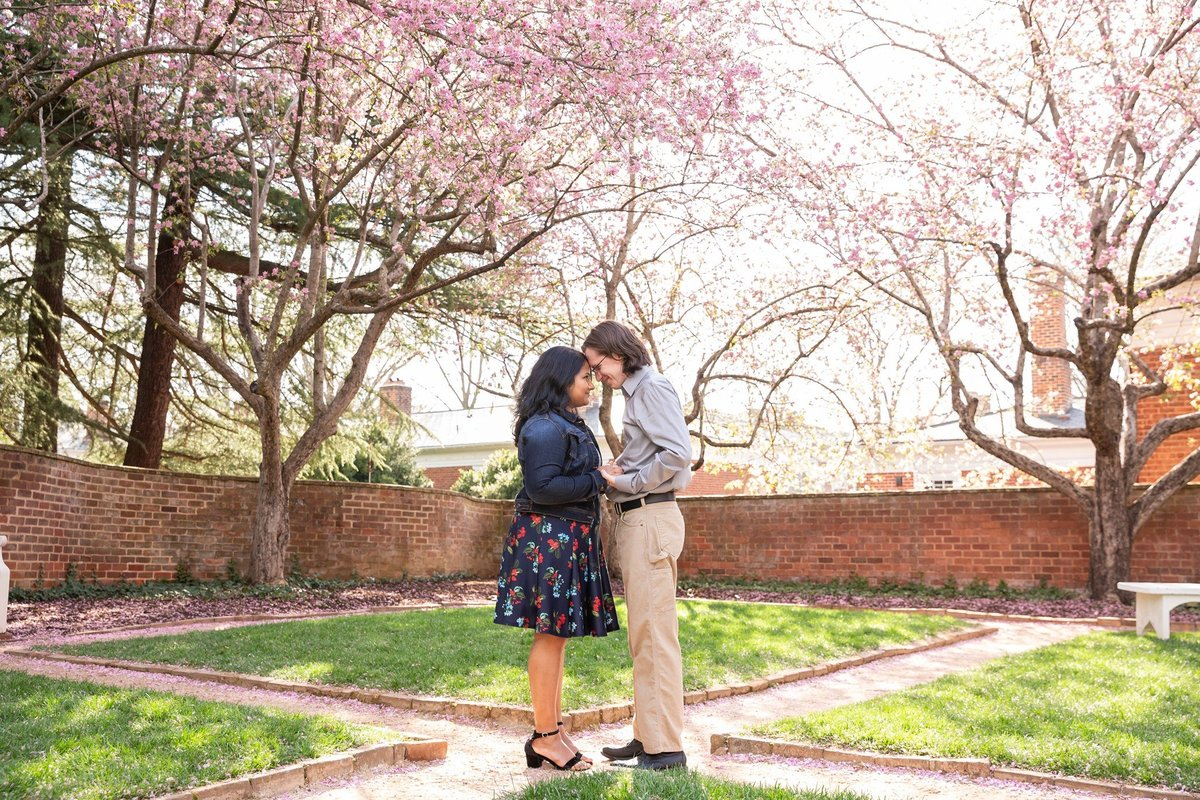 Jennifer Laura Photography engagement session gallery picture