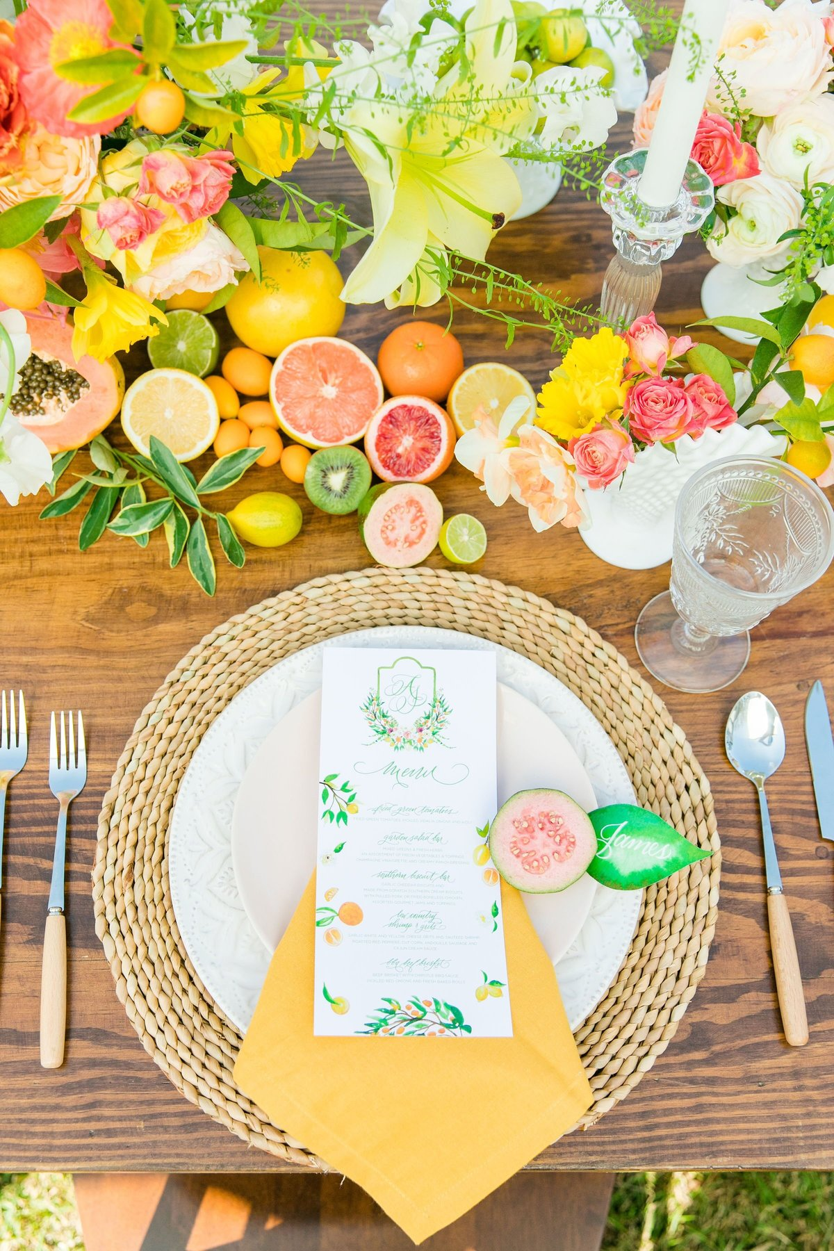 Tybee Island Wedding Planner Tara Skinner Occasions Magazine Citrus Editorial (8)