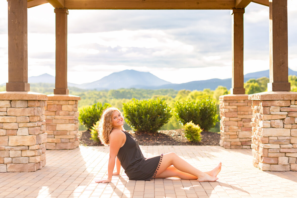 Lynchburg Virginia Senior Photography