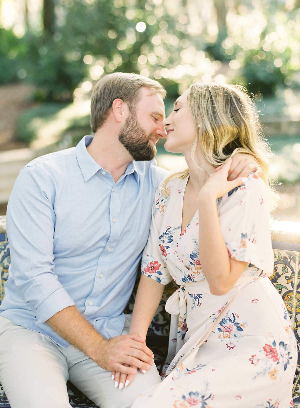 Bok_Tower_Garden_Film_Fine_Art_Engagement_Session-24