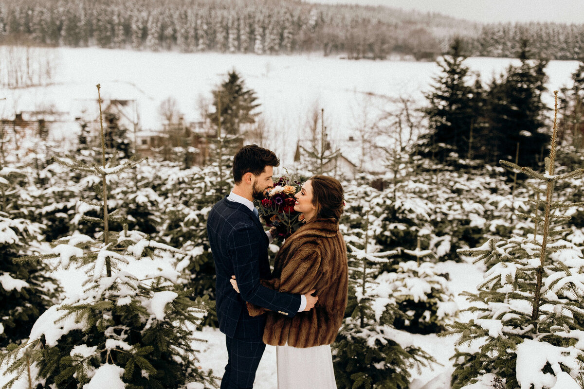 Styled Shoot - Winter Wonderland - Duitsland - 2019 2882