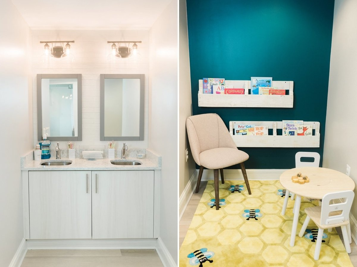 Orthodontic Office Kids Room | Annapolis Orthodontics Annapolis, MD
