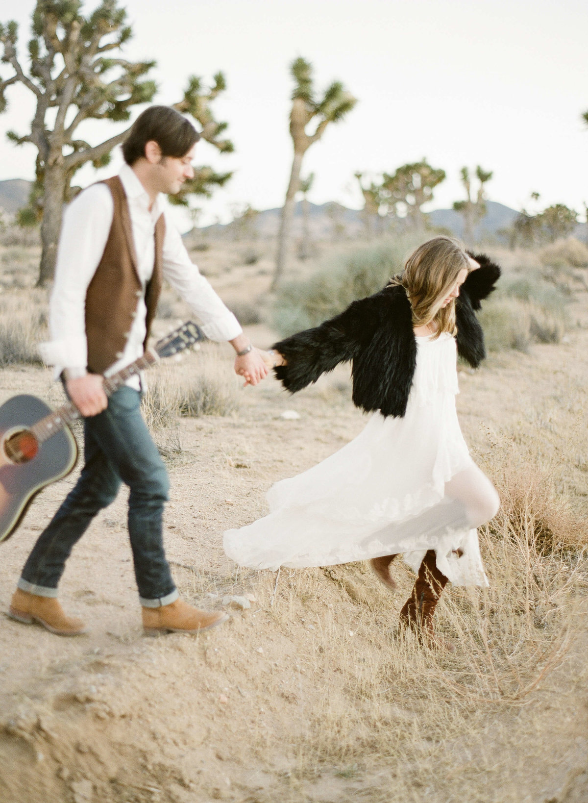 29-KTMerry-engagement-photography-Chloe-dress-Joshua-Tree