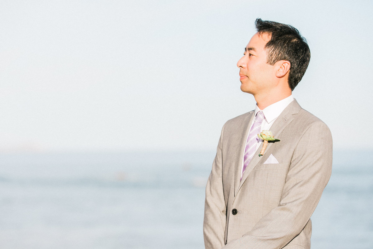 Ocean Front Wedding in Cabo