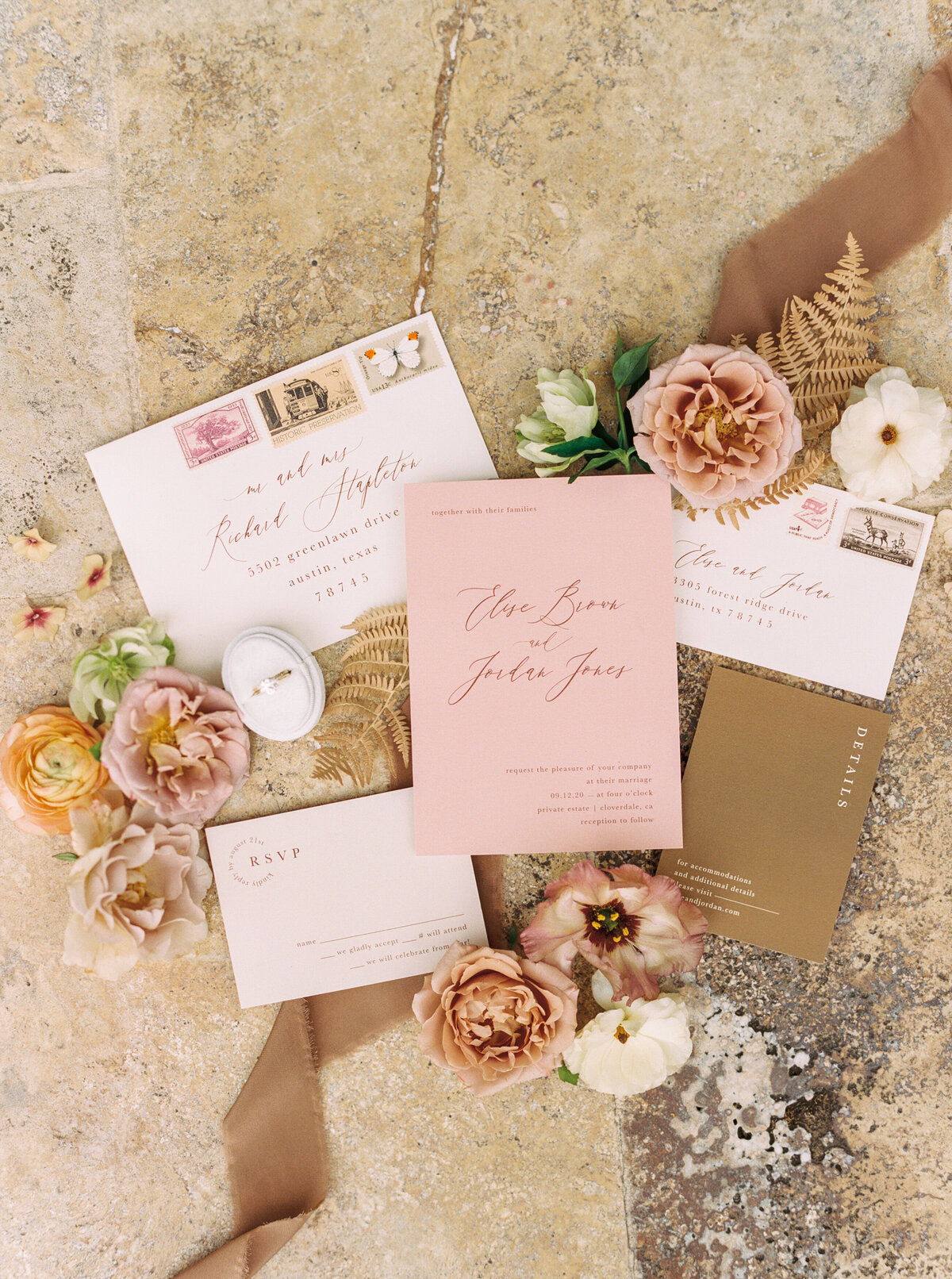 OMP- Tuscan Romantic Wedding-2